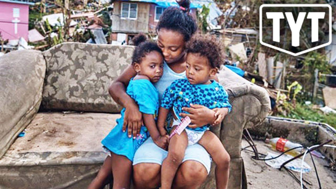 UPDATE Hurricane Maria Death Toll thumbnail