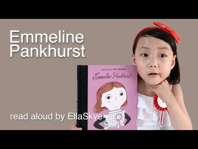 Pronunție video a Emmeline pankhurst în Engleză