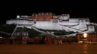 Video : China : The Potala Palace in Lhasa - video