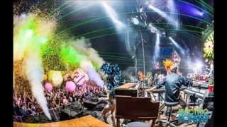 String Cheese Incident Until The Musics Over Electric Forest 2015