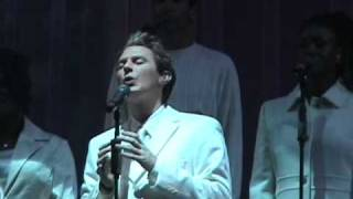 Clay Aiken - O'Holy Night - Eugene Oregon 11/05/05