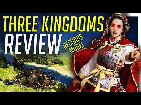 Total War: Three Kingdoms Review - Records Mode Gameplay