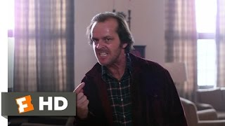 The Shining (1980) - Are You Concerned About Me? Scene (4/7) | Movieclips