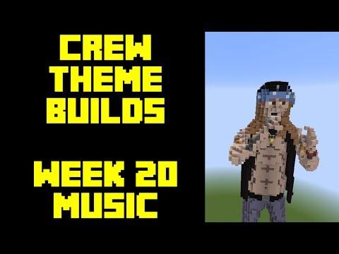 Minecraft - Your Theme Builds - Week 20 - Music