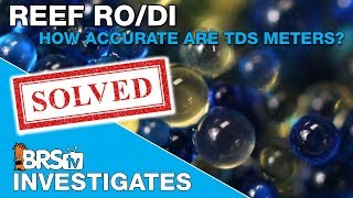 Is zero TDS water really free of all contaminants? | BRStv Investigates