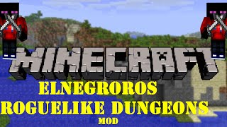 preview picture of video 'Video Roguelike Dungeons Mod Español Reviw Mod Para Serie De Minecraft'