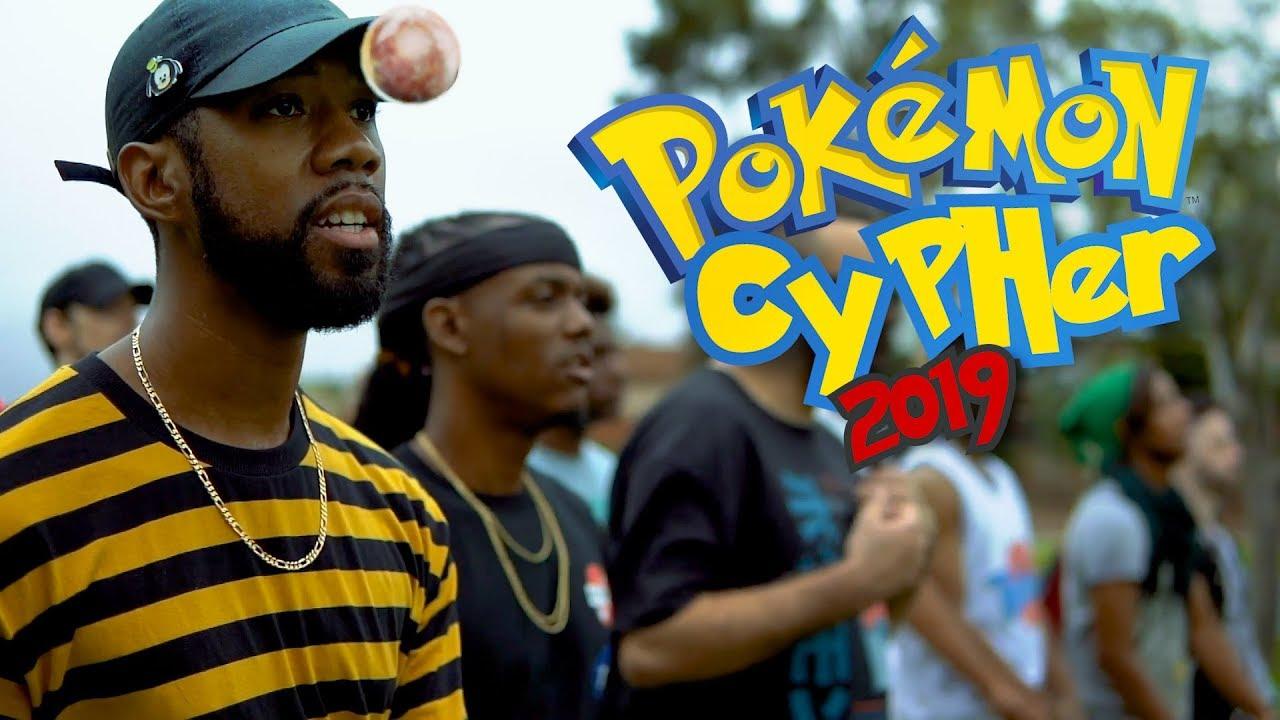 Pokemon Cypher 2019 Lyrics