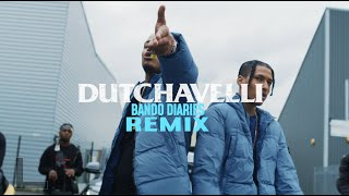 Dutchavelli -  Bando Diaries (Remix) [feat. OneFour, Kekra, Noizy & DIVINE]