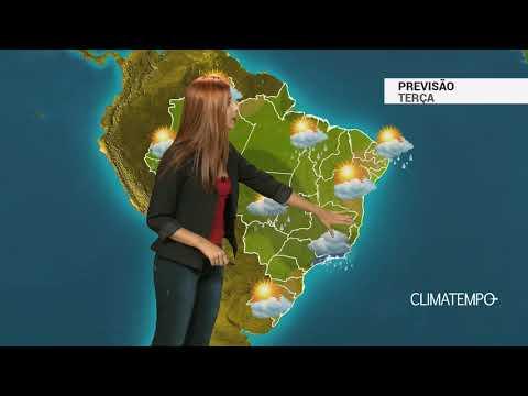 Previsão Brasil - Janeiro termina com muita chuva no BR