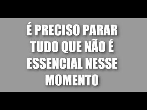 Contra a propaganda mentirosa e criminosa do governo Bolsonaro