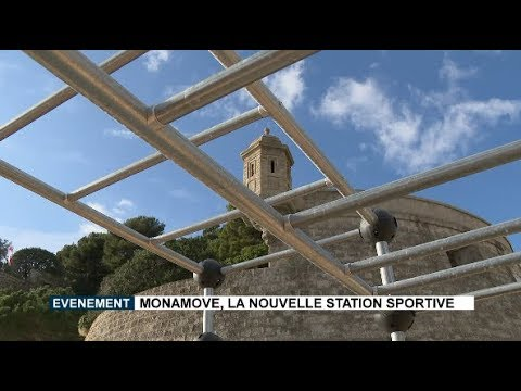Event: MonaMove, the new sports facility