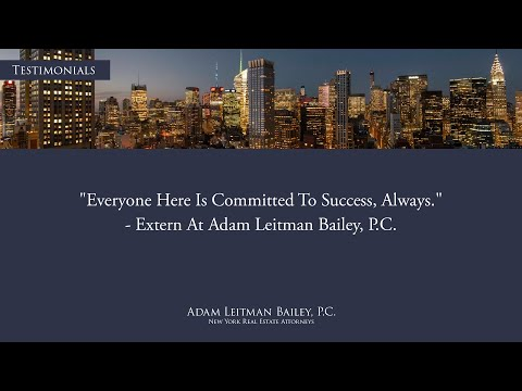 """""""Everyone here is committed to success, always."""" testimonial video thumbnail"""