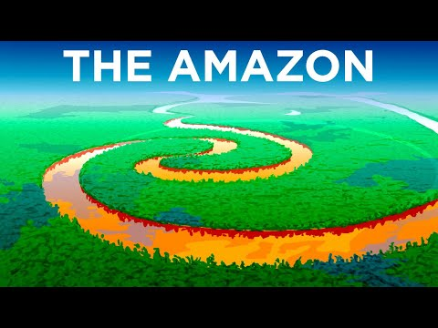 What Secrets Hide in the Depths of the Amazon?