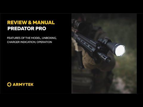 Review & Manual: Predator Pro