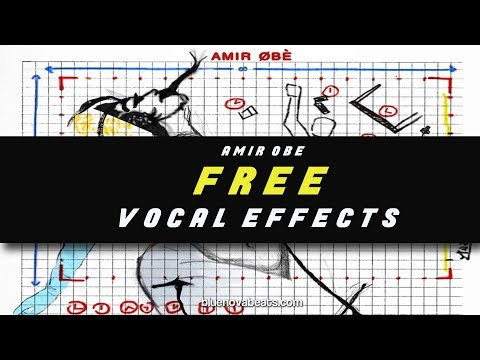 Free Template To Help Your Vocals Sit In The Beat! (Free FLP+Preset