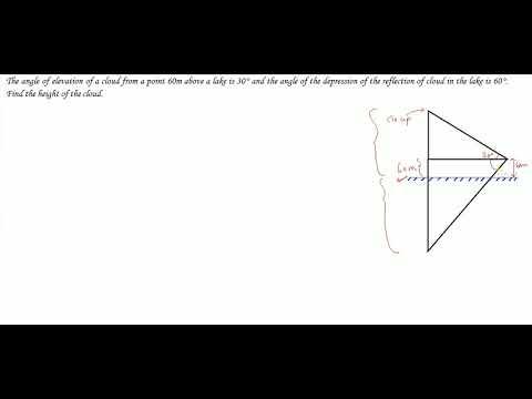 Trigonometry Part 54 (1) Class 10