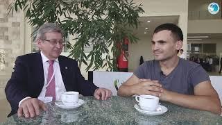 Интервью с ректором Уфимского государственного нефтяного технического университета Бахтизиным Рамиле