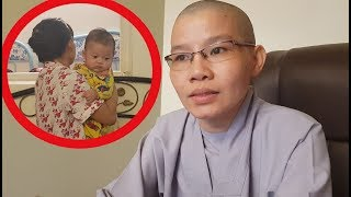 Cảm động sư cô Chúc Từ nuôi hàng chục mẹ bầu, trẻ sơ sinh cơ nhỡ