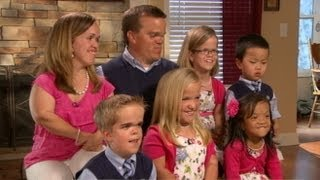 Real-Life 7 Dwarfs Interviewed by Barbara Walters: Inspiring Family Tackles Life's Challenges