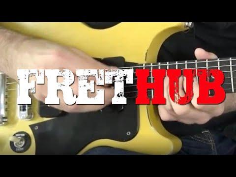 Minor Blues Guitar Lesson