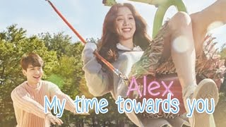 Alex - My time towards you [Sub. Esp + Han + Rom]