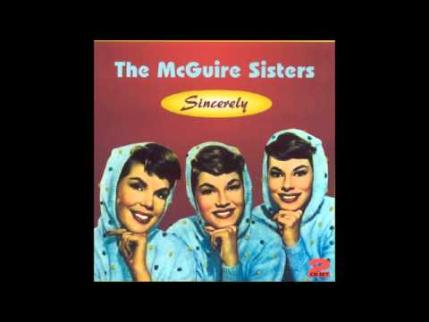 McGuire Sisters - The Littlest Angel