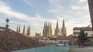 preview picture of video 'BURGOS Ciudad Tranquila'