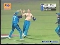 Andrew Flintoff Shirt Off vs India 2002 Mumbai | One of India's Most Heartbreaking Cricket Moments