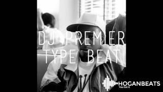 """PROMOTE"" INSTRUMENTAL (9th Wonder, DJ Premier Type Beat)"