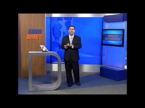 Direito Eletrônico – Marco Civil da Internet (aula 3)