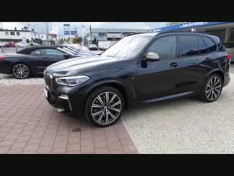 Video BMW X5 M50d MSport+22 Sitzlüf.7Sitze Dr+ParkAssist+