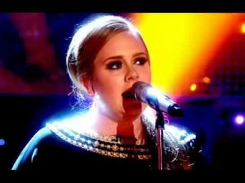 Adele Set Fire To The Rain Graham Norton Show April 2011 (видео)