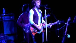 Jon Bon Jovi and Friends -Every Word Was A Piece of My Heart - Starland Ballroom - 2-23-09