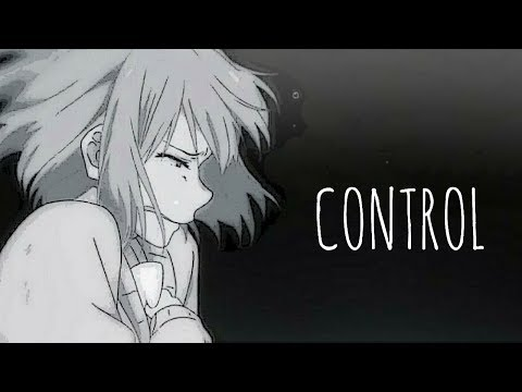 Nightcore - Control (Lyrics)