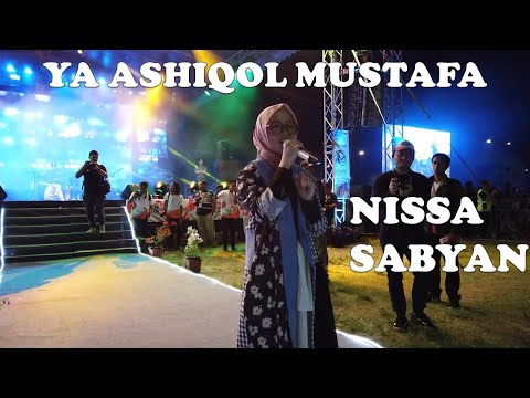 YA ASHIQOL MUSTAFA [LIVE HD] NISSA SABYAN GAMBUS - 10 Disember 2019 | IMFC 2019 Semporna, Sabah