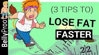 3 Tips to Break your Weight Loss Plateau Faster (2020)
