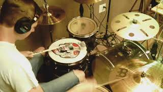 311 Silver Drum Cover