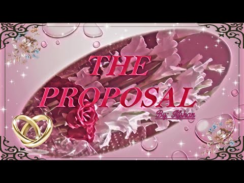 [short story] The Proposal: Tales of the Divine Throb