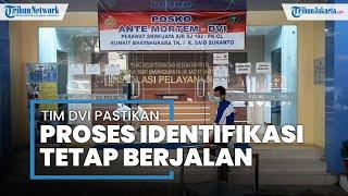 Operasi SAR Sriwijaya Air SJ 182 Berhenti, Identifikasi Korban Tetap Lanjut dan Difokuskan Lewat DNA