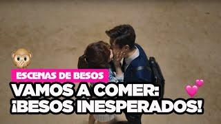 Lets Eat SUB Español   Escenas De Besos 💏 P1   Doramas Coreanos Kdramas