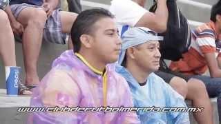 preview picture of video 'Color CF Mérida vs Coras Dep Tepic J4 AP2014'