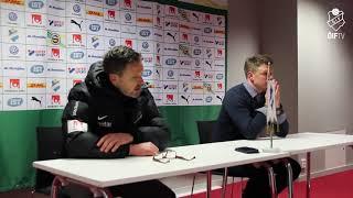 Presskonferens   Östers IF - AIK   Svenska Cupen