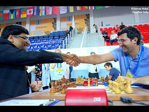 Vladimir Kramnik on Vishy Anand's 50th birthday