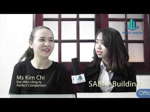 Cty Perfect review lại quá trình thuê văn phòng tại Sabay tower Tân Bình