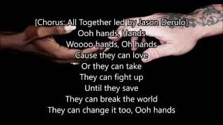 Various Artists    Hands  Lyrics