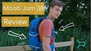 Review Jack Wolfskin Moab Jam 30