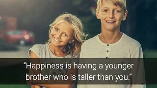 Quotes About Brothers – Best Brothers Quotes & Sayings