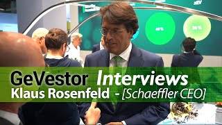 Schaeffler sieht New Mobility als Chance