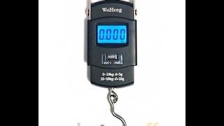 Весы электронные компактные rapala 12 кг