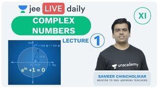 JEE Mains: Complex Numbers L 1 | Unacademy JEE | IIT JEE Mathematics | Sameer Sir - Download this Video in MP3, M4A, WEBM, MP4, 3GP